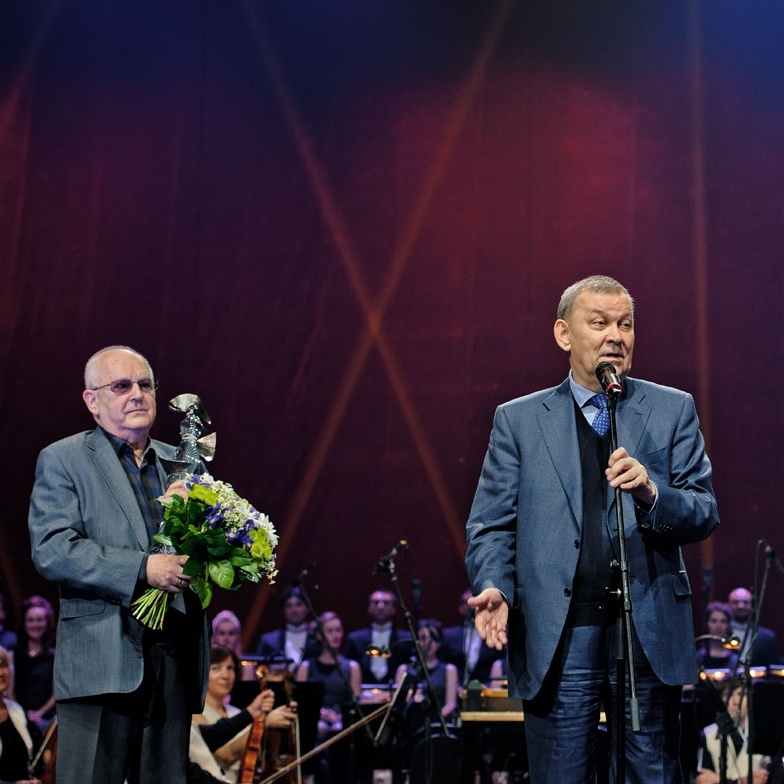 Церемония награждения лауреатов премии «Хрустальная Турандот» 2015