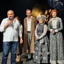 Награждение спектакля «Леля и Минька»