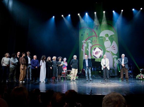 Смотрите запись XXVII церемонии награждения лауреатов первой театральной премии «Хрустальная Турандот» на телеканале «Культура»