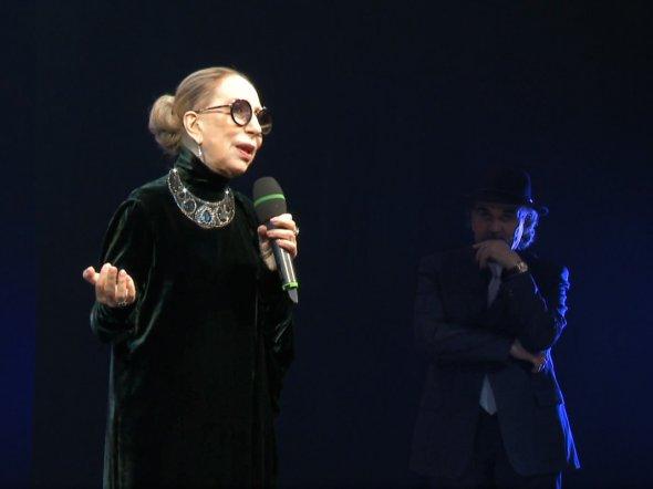 Запись Хрустального бала «Хрустальной Турандот» в честь Инны Чуриковой на канале «Культура»