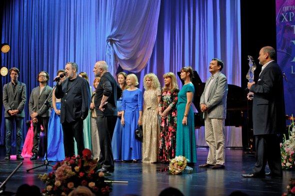 Итоги XXIII Церемонии награждения Первой Театральной Премии «Хрустальная Турандот»