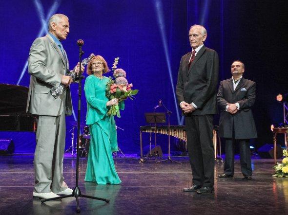 XXV юбилейная церемония награждения лауреатов Первой театральной премии «Хрустальная Турандот»