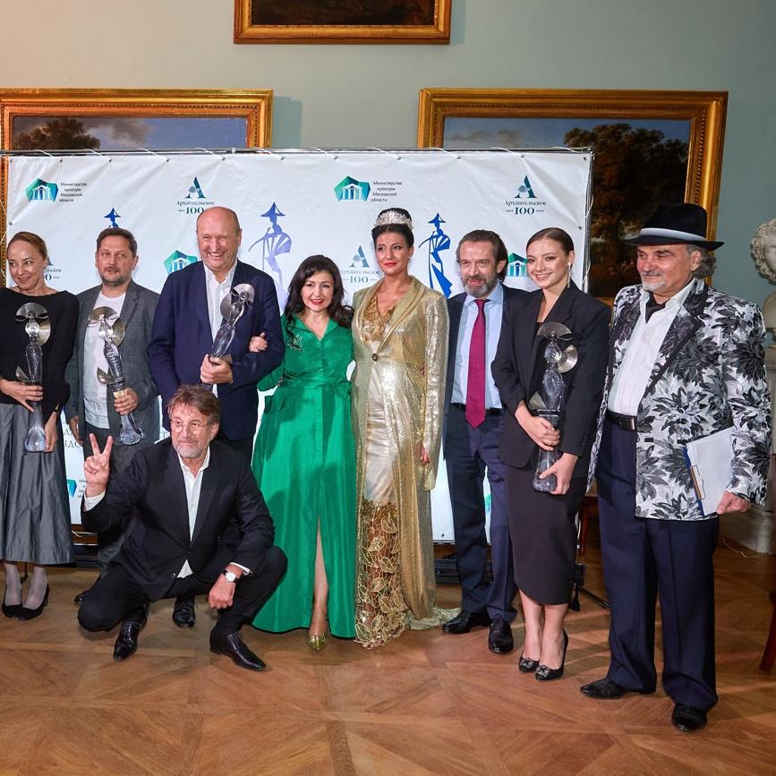 XXVIII церемония награждения Первой театральной премии «Хрустальная Турандот»